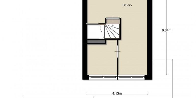 Lamsoor 2e etage
