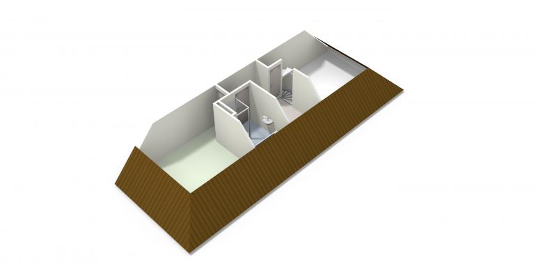 292209 - Grote Kerkstraat 17G, Steenbergen - Vierde Verdieping - Vierde verdieping