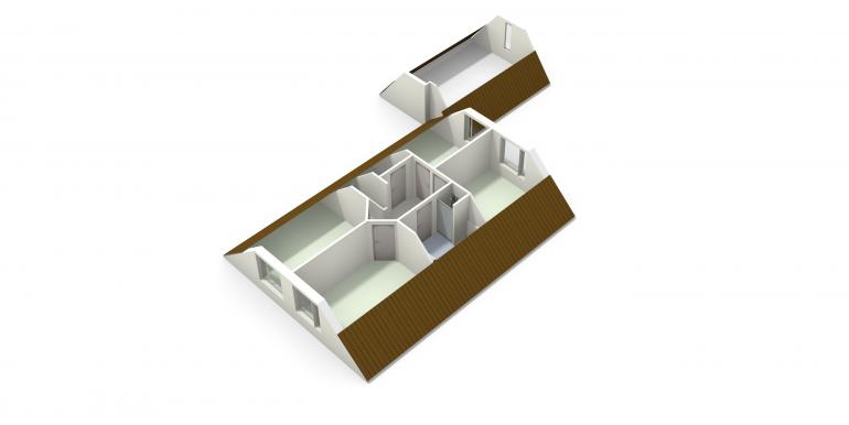 356350 - Oeverzwaluw 4, Rilland - Verdieping - Verdieping
