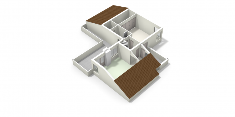 438734 - Moerkens 3, Bergen op Zoom - Eerste verdieping - Eerste verdieping