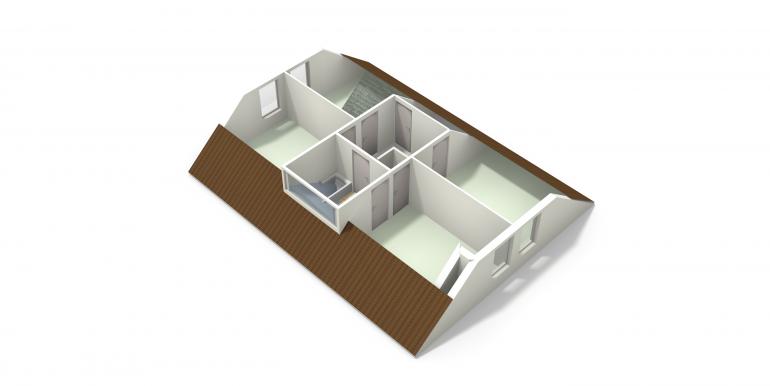 645707 - Hazelaarlaan 10, Putte - Eerste verdieping - Eerste verdieping