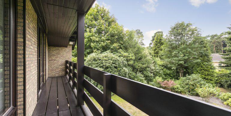 Balkon slaapkamer 2
