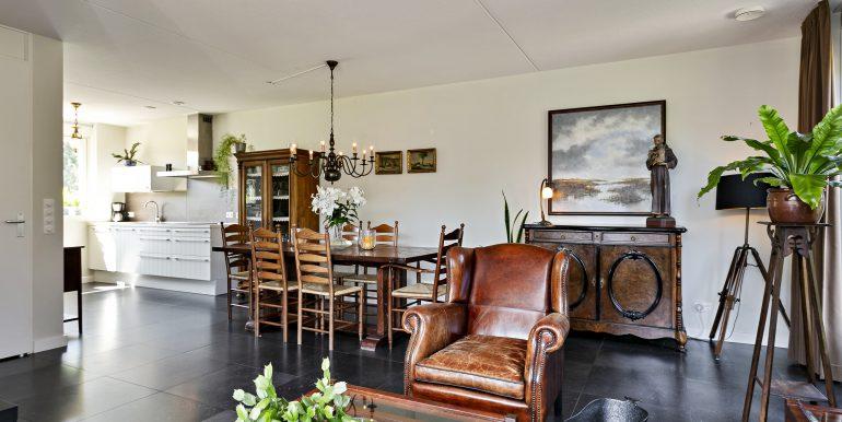Huiskamer-Keuken