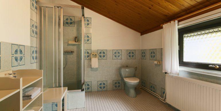 Badkamer verdieping