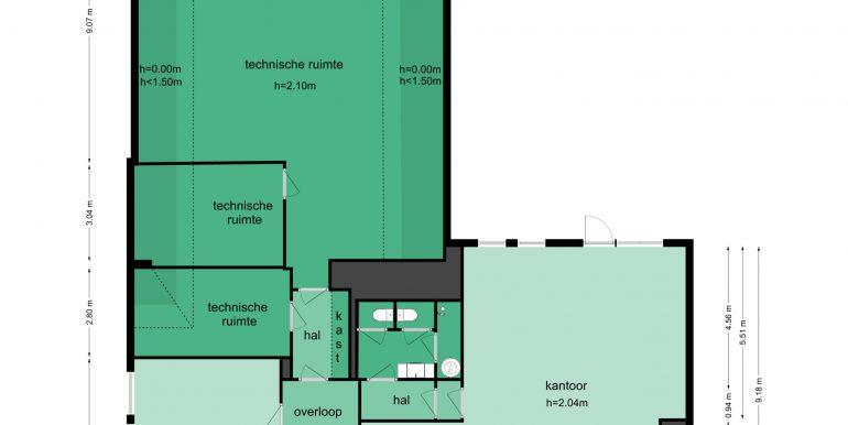 Foto eerste etage